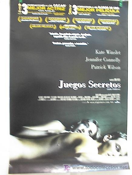 Juegos Secretos Comprar Carteles Y Posters De Peliculas De