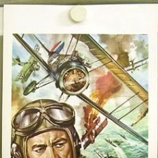 Cine: SN54 THE COURT MARTIAL BILLY MITCHELL GARY COOPER POSTER ORIGINAL ITALIANO 33X70. Lote 4862052