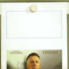 Cine: SN77 EL CORREDOR DE LA MUERTE JAMES WOODS POSTER ORIGINAL ITALIANO 33X70. Lote 4877117