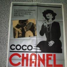 Cine: COCO CHANEL - CARTEL DE CINE ORIGINAL /. Lote 5052353
