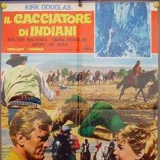 Cine: T02318 PACTO DE HONOR KIRK DOUGLAS POSTER ORIGINAL ITALIANO 68X94 B. Lote 5100523