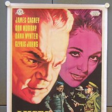 Cine: T02860 LUCES DE REBELDIA JAMES CAGNEY POSTER ORIGINAL ESTRENO 70X100 ENTELADO. Lote 9994270