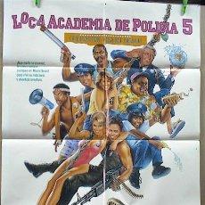Cine: LOCA ACADEMIA DE POLICIA 5. Lote 5329596