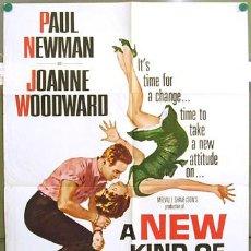 Cine: T03579 SAMANTHA PAUL NEWMAN JOANNE WOODWARD POSTER ORIGINAL USA 70X105. Lote 5436246
