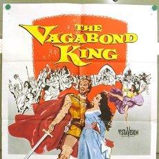 Cine: ZC53D THE VAGABOND KING KATHRYN GRAYSON POSTER ORIGINAL USA 70X105. Lote 5424211