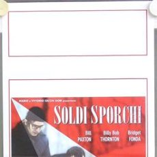 Cine: T03689 FARGO JOEL ETHAN COEN POSTER ORIGINAL ITALIANO 33X70. Lote 5512024