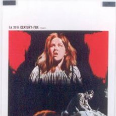 Cine: T03848 RASPUTIN HAMMER CHRISTOPHER LEE POSTER ORIGINAL ITALIANO 33X70. Lote 10843546