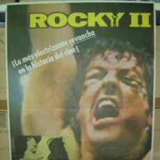 Cine: ROCKY II - SYLVESTER STALLONE - BOXEO - AÑO 1984. Lote 86819375