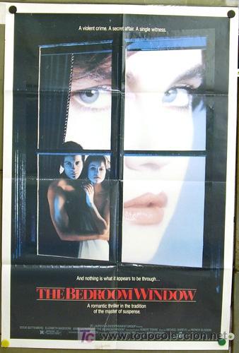 T04684 FALSO TESTIGO ELIZABETH MCGOVERN POSTER ORIGINAL USA 70X105 (Cine - Posters y Carteles - Suspense)