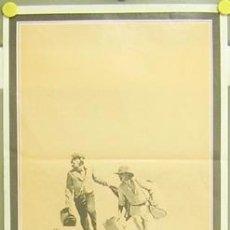 Cinéma: YZ93D GALLIPOLI MEL GIBSON PETER WEIR POSTER ORIGINAL AUSTRALIANO 34X71. Lote 6277242