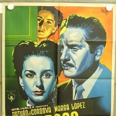 Cine: T05316 JOSEP RENAU MI ESPOSA Y LA OTRA MARGA LOPEZ ARTURO DE CORDOVA POSTER ORIGINAL 70X94 MEJICANO. Lote 7401634