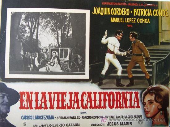 Resultado de imagen para LA VIEJA CALIFORNIA JOAQUIN CORDERO