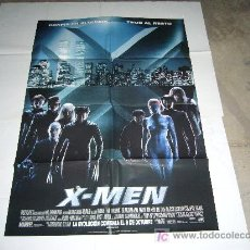 Cine: X MEN POSTER ORIGINAL 70X100. Lote 9760205