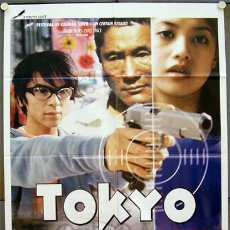 Cine: T05727 TOKYO EYES BEAT TAKESHI KITANO POSTER ORIGINAL ITALIANO 100X140. Lote 6616430