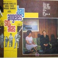 Cinema - AMPARO RIVELLES - SONIA FURIO - HAY ANGELES SIN ALAS - ENRIQUE RAMBAL - MEXICAN ORIGINAL LOBBY CARD - 13433916