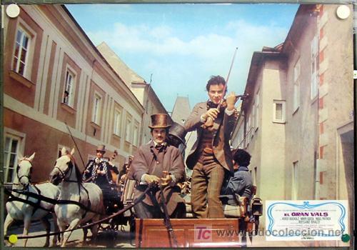 Cine: T06774 EL GRAN VALS HORST BUCHHOLZ 6 POSTERS ORIGINAL 70X100 ESTRENO RAROS - Foto 5 - 7160961