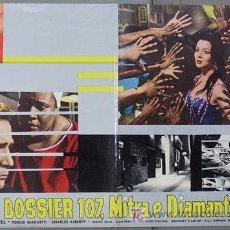 Cine: T06850 SAMBA SARA MONTIEL POSTER ORIGINAL 47X68 ITALIANO F. Lote 7188790