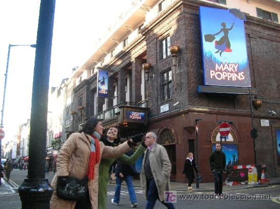 Cine: Prince Edward Theatre - Old Compton Street, London W1D 4HS. - Foto 3 - 23169720
