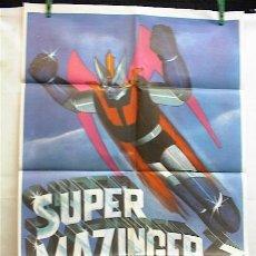 Cine: SUPER MAZINGER Z. Lote 118628880