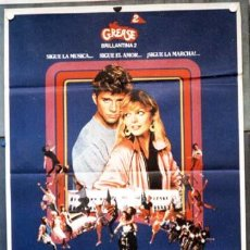 Cine: GREASE 2-CARTEL PUBLICITARIO ORIGINAL 70 X 100-1982-MICHELLE PFEIFFER-MAXWELL CAUFIELD-LORNA LUFT. Lote 9428841