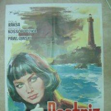 Cine: BEATRIZ - POLA RAKSA, ANNA SOKOLOWSKA - AÑO 1966. Lote 195371901