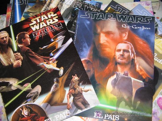 STAR WARS LA AMENAZA FANTASMA (Cine - Posters y Carteles - Ciencia Ficción)