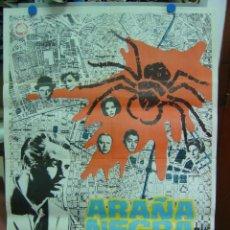 Cine: ARAÑA NEGRA - O.W. FISCHER - AÑO 1964. Lote 7979157