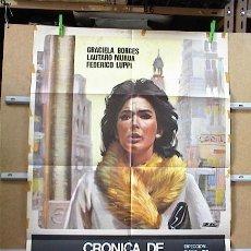 Cinema: CRONICA DE UNA SEÑORA. Lote 7994357