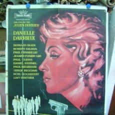 Cine: CENA DE ACUSADOS - AÑO 1960. Lote 8019540