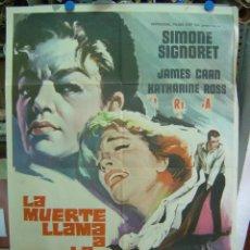 Cine: LA MUERTE LLAMA A LA PUERTA - AÑO 1968. Lote 8042916