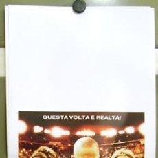 Cine: CV48 VIVIENDO EL SUEÑO GOAL 2 FUTBOL DAVID BECKHAM POSTER ORIGINAL ITALIANO 33X70. Lote 8175620
