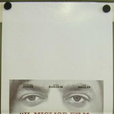 Cine: QM01 NO ES PAIS PARA VIEJOS JAVIER BARDEM JOEL ETHAN COEN POSTER ORIGINAL ITALIANO 33X70. Lote 8196745