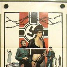 Cine: CW20 HOLOCAUST 2 SEXPLOITATION POSTER ORIGINAL ITALIANO 33X70. Lote 8199836