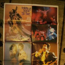 Cine: PRINCE SIGN O THE TIMES CARTEL PELICULA 1987. Lote 23970777