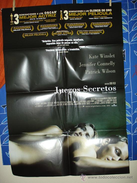 Juegos Secretos Comprar Posters De Peliculas Y Carteles De Cine En