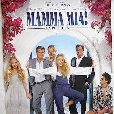 Cinema: MAMMA MIA. Lote 203883251