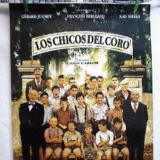 Cine: LOS CHICOS DEL CORO. Lote 186064926