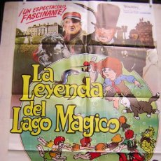 Cine: LA LEYENDA DEL LAGO MAGICO. Lote 20213160