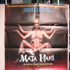 Cine: MATAHARI CON SYLVIA KRISTEL. Lote 16636186