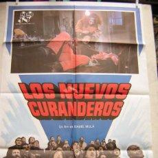 Cine: LOS NUEVOS CURANDEROS, SILVIA MARSÓ,MARIA ISBERT.CARLES VELAT.ALICIA OROZCO. Lote 20807306