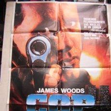 Cine: COP. CON LA LEY Ó SIN ELLA. CB FILMS. Lote 24112564