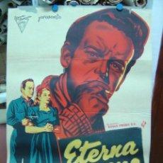 Cine: ETERNA AGONIA - LITOGRAFIA - ILUSTRADOR: JANO, AÑO --. Lote 27014582
