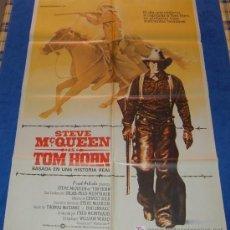 Cine: TOM HORN - STEVE MCQUEEN. Lote 23875070
