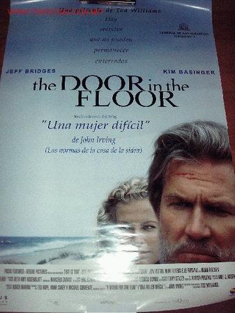 POSTER DE LA PELICULA THE DOOR IN THE FLOOR 68 X 98 CMS (Cine - Posters y Carteles)