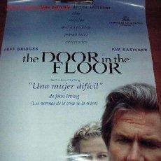 Cine: POSTER DE LA PELICULA THE DOOR IN THE FLOOR 68 X 98 CMS. Lote 16746232