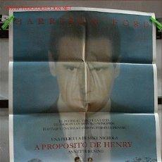 Cine: APROPOSITO DE HENRY X. Lote 115156860