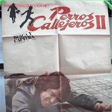 Cine: PERROS CALLEJEROS II. Lote 214067876