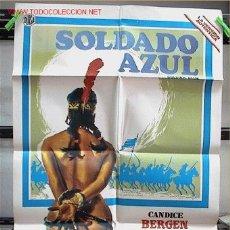 Cine: SOLDADO AZUL. Lote 4674364