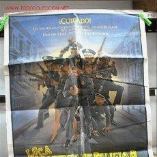 Cine: LOCA ACADEMIA DE POLICIA 2. Lote 4235041