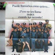 Cine: LOCA ACADEMIA DE POLICIA. Lote 178227856